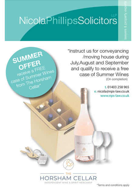 Nicola Phillips Summer offer